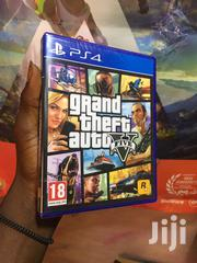 Brand New PS4 Playstation 4 Game CD GTA 5 | Video Games for sale in Lagos State, Ikeja