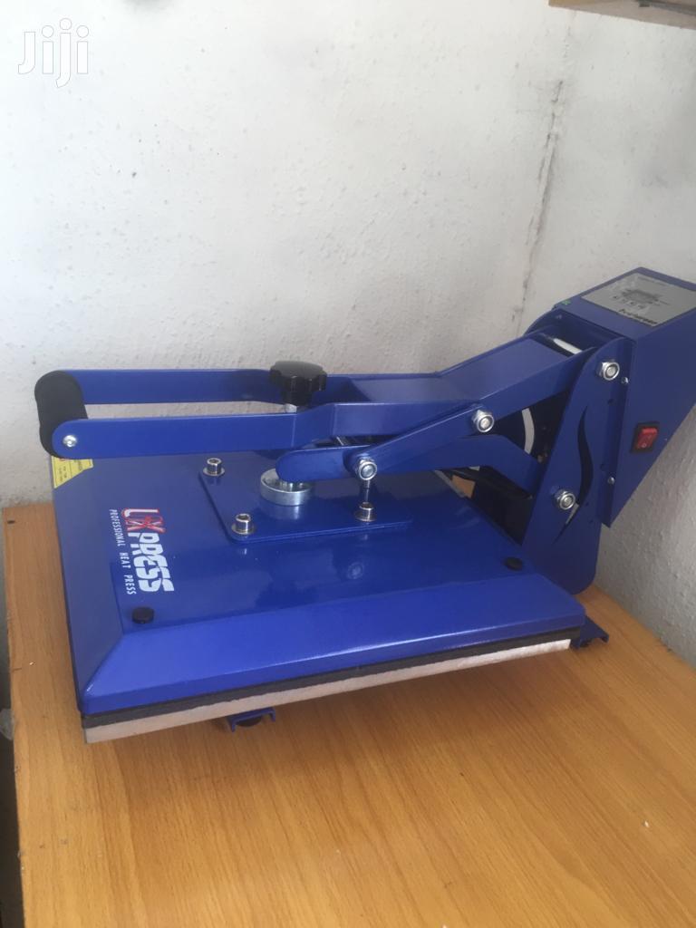 Heat Transfer Machine Heat Press (Ukpress)   Printing Equipment for sale in Surulere, Lagos State, Nigeria