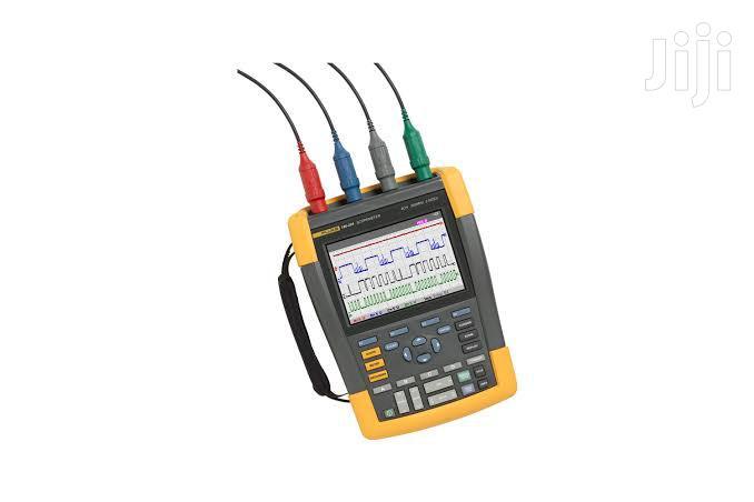 Fluke Scopemeter 190-204/S Portable Digital Oscilloscope