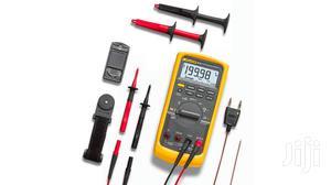 Fluke 87V True RMS Digital Mulitmeter | Measuring & Layout Tools for sale in Lagos State, Alimosho
