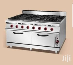 8 Burner Gas Cooker With Oven   Restaurant & Catering Equipment for sale in Lagos State, Ojo