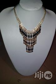 Unique Forever21 Mixed Colour Gold Necklace | Jewelry for sale in Lagos State, Amuwo-Odofin