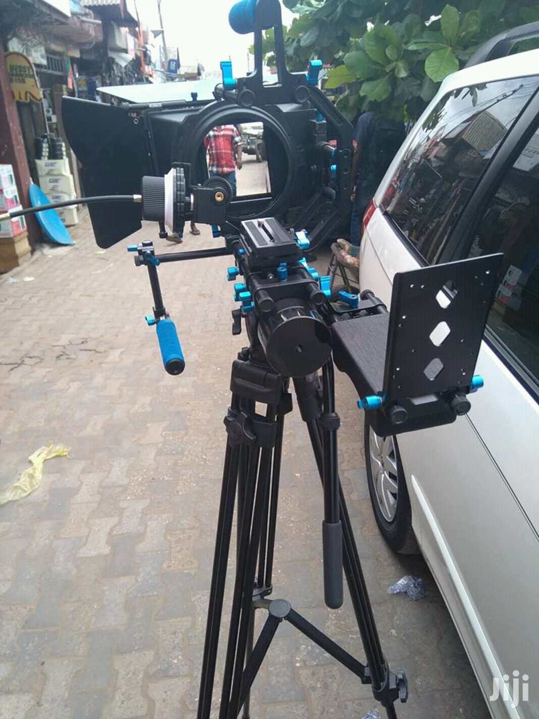 Matte Box For Digital Cameras