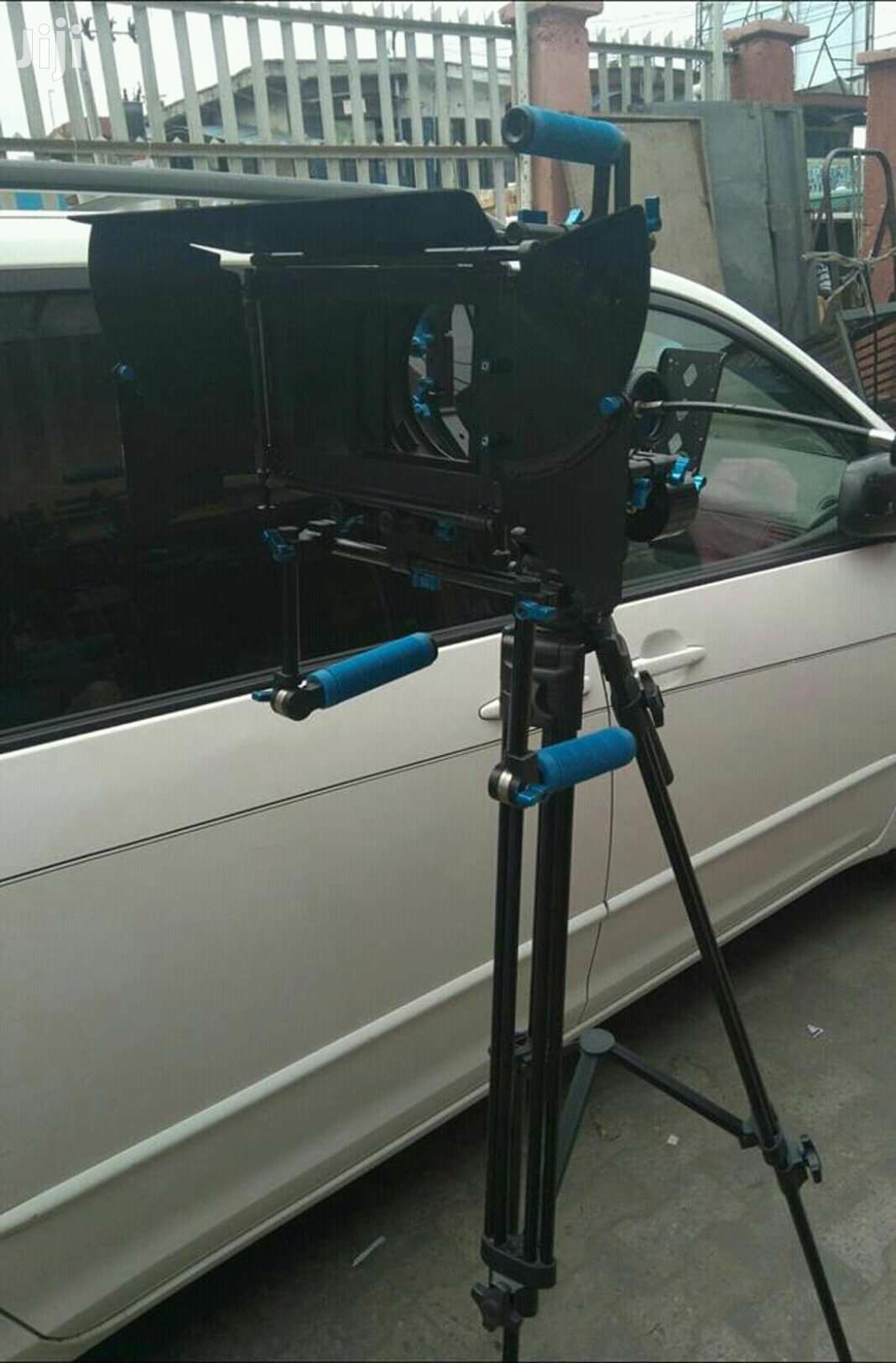 Matte Box For Digital Cameras   Photo & Video Cameras for sale in Ojo, Lagos State, Nigeria