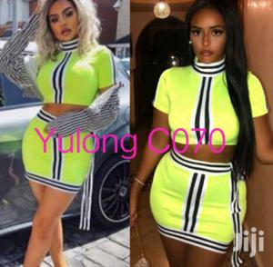 New Quality Trendy Crop Top and Short Skirt   Clothing for sale in Lagos State, Ikeja