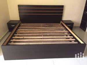Bed Frame 6x6. With 2bedside Drawer | Furniture for sale in Lagos State, Surulere