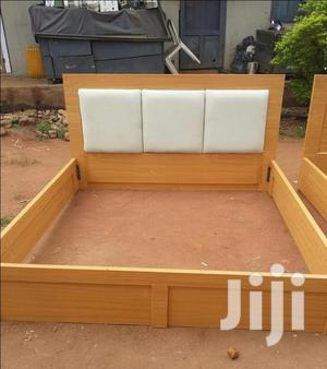 Bed Frame 6x6 With 2bedside Drawer | Furniture for sale in Lagos State, Surulere
