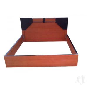 New Design Bed Frame 6x6 With 2 Bedside Drawer | Furniture for sale in Lagos State, Surulere