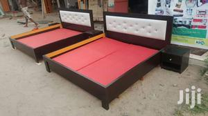 Bed Frame 6x6 With 2 Bed Side Drawer | Furniture for sale in Lagos State, Yaba