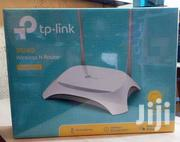 TP-LINK TL-MR3420 3G/4G Wireless N Router - 4x LAN Ports /802.11 N/G/B | Networking Products for sale in Lagos State, Ikeja