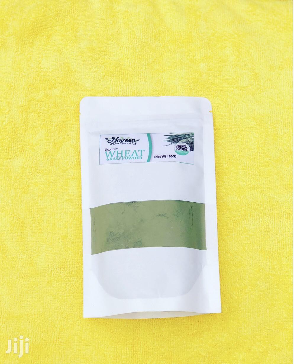 Organic Wheat Grass Powder 100g