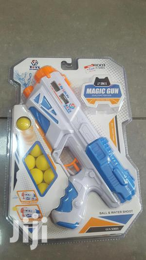 2 In 1 Water And Ball Gun | Toys for sale in Lagos State