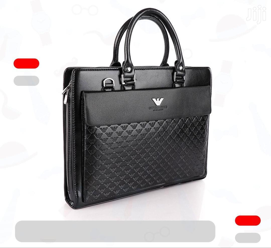Giorgio Armani Office Bag Now in Store at Mendylouis Online Shopping 🛒