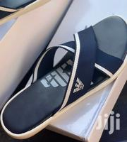 Geogio Armani Slide Men's Slippers | Shoes for sale in Lagos State, Lagos Island