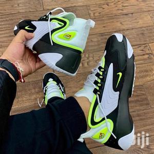 Archive: Nike Zoom 2K Sneakers - Black