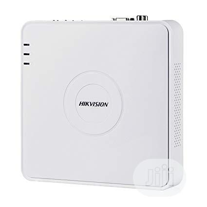 Hikvision 4-channel DVR 1080p White
