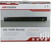 HIKVISION DS-7604NI-E1/4P 4CH Poe NVR Network Video Recorder   Security & Surveillance for sale in Lagos State, Ikeja