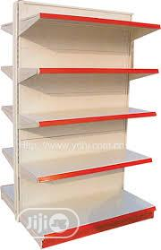 Archive: 5 Tier Supermarket Shelf