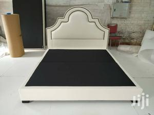 Upholstery Sofas Bed 6x6 With 2 Bed Side Drawer | Furniture for sale in Lagos State, Lekki