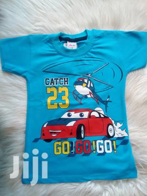 Round Neck T - Shirts for Boys | Children's Clothing for sale in Abuja (FCT) State, Gwarinpa