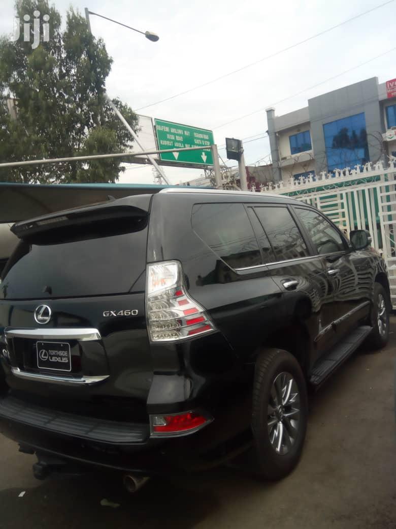 Lexus GX 2016 Black   Cars for sale in Ikeja, Lagos State, Nigeria