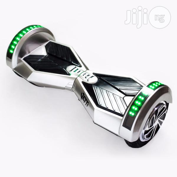 Hoverboard With Bluetooth And Music Speakers
