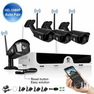 Jooan 4ch 1080P Nvr 2mp Wireless Security Camera CCTV System | Security & Surveillance for sale in Lagos State, Ikeja
