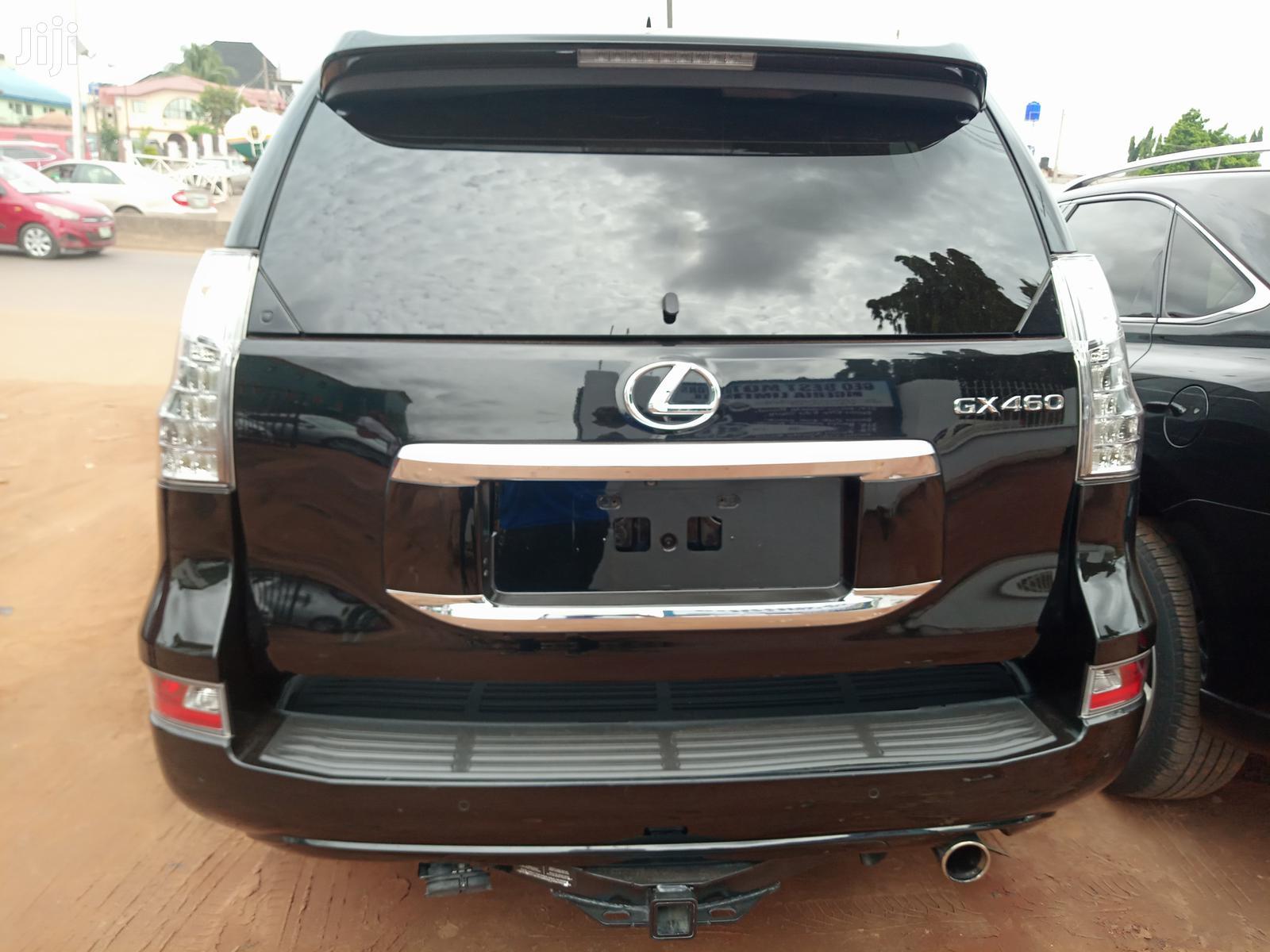Lexus GX 2014 Black | Cars for sale in Ikpoba-Okha, Edo State, Nigeria