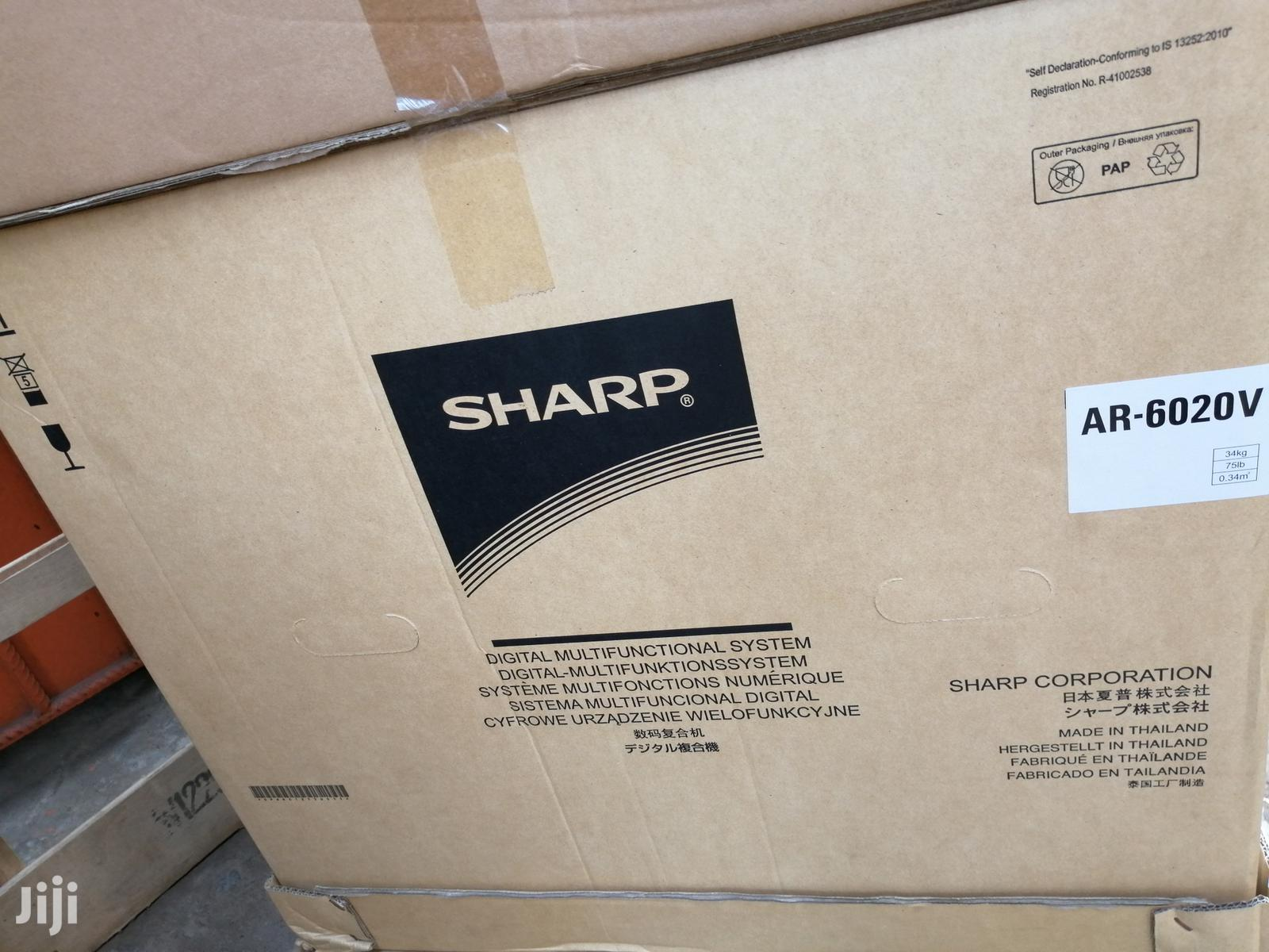 Sharp Ar-6020 | Printers & Scanners for sale in Lagos Island (Eko), Lagos State, Nigeria