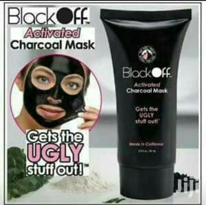 Black Off Activated Charcoal Mask   Skin Care for sale in Lagos State, Mushin