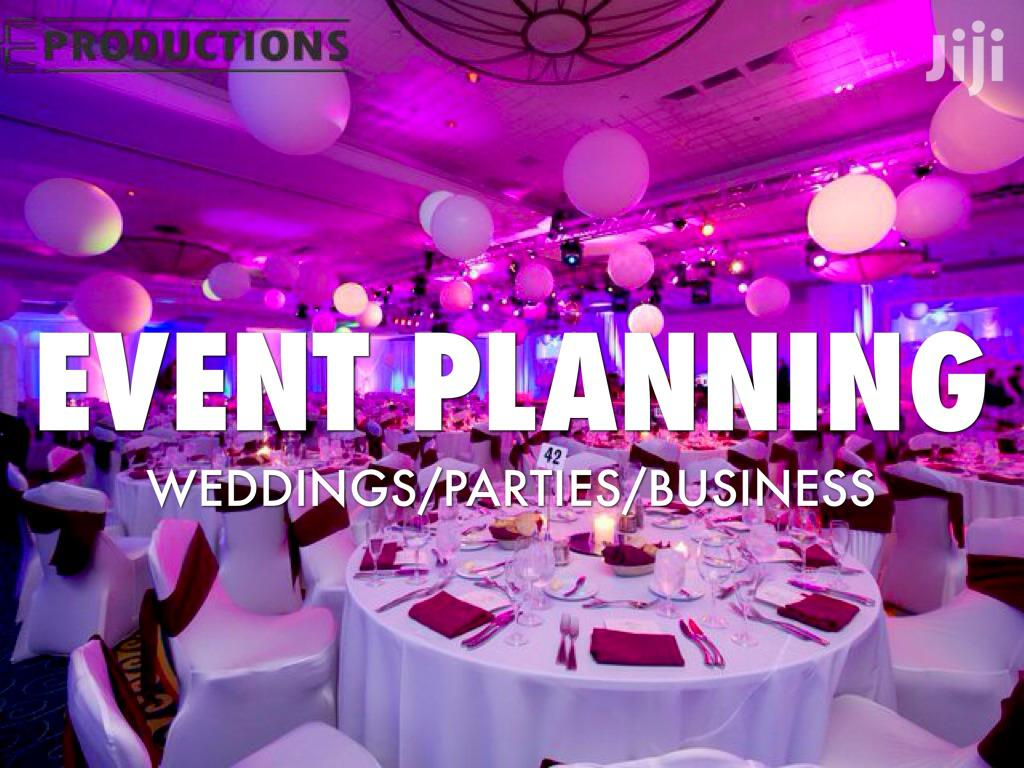 Event Management Rentals Food Services Indoor & Outdoor Services | Party, Catering & Event Services for sale in Nyanya, Abuja (FCT) State, Nigeria