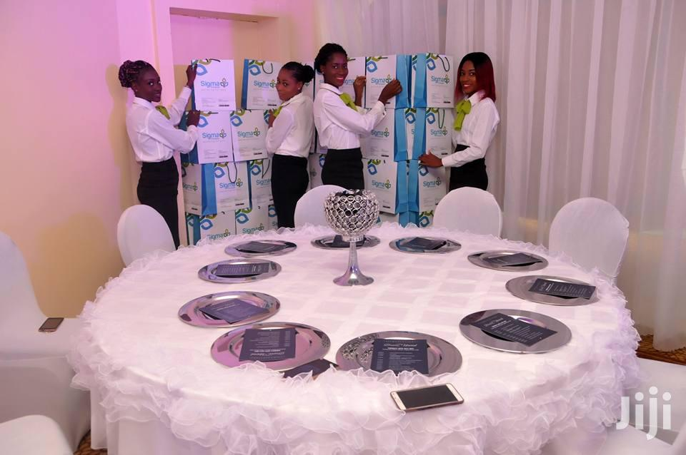 Event Management Baking And Catering Services