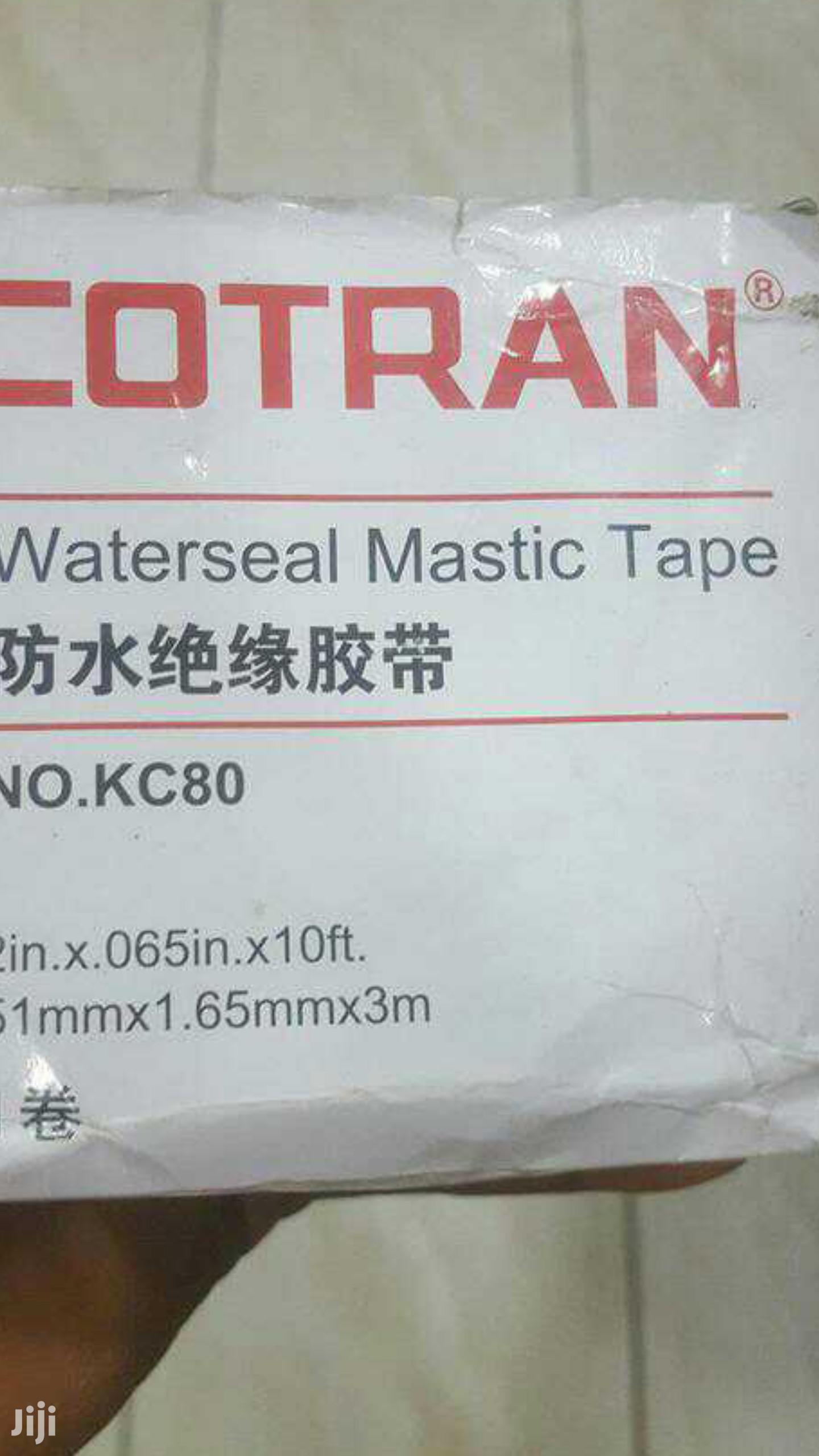 Archive: Mastic Tape