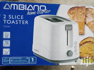 Ambiano 2 Slice Bread Toaster 750watts. | Kitchen Appliances for sale in Lagos State, Ojo