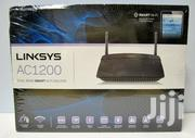 Linksys Ac1200 Dual Band Smart Wi-fi Router -brand New Sealed | Networking Products for sale in Lagos State, Ikeja