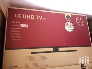 LG 65 Inches Smart LED Televison HDMI | TV & DVD Equipment for sale in Lagos State, Ojo