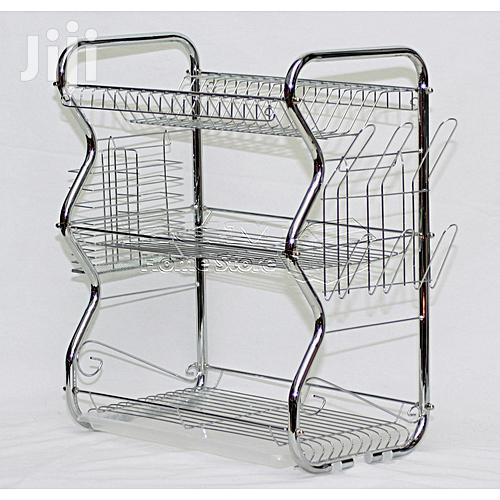 Archive: Prima Exquisite 3tier Dish Drainer Removable