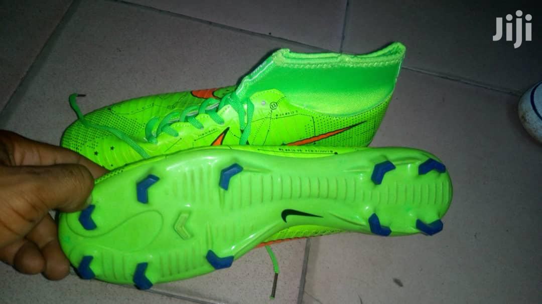 Size 42 Ankle Nike Boot