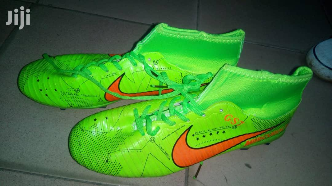 Size 42 Ankle Nike Boot | Shoes for sale in Ikeja, Lagos State, Nigeria