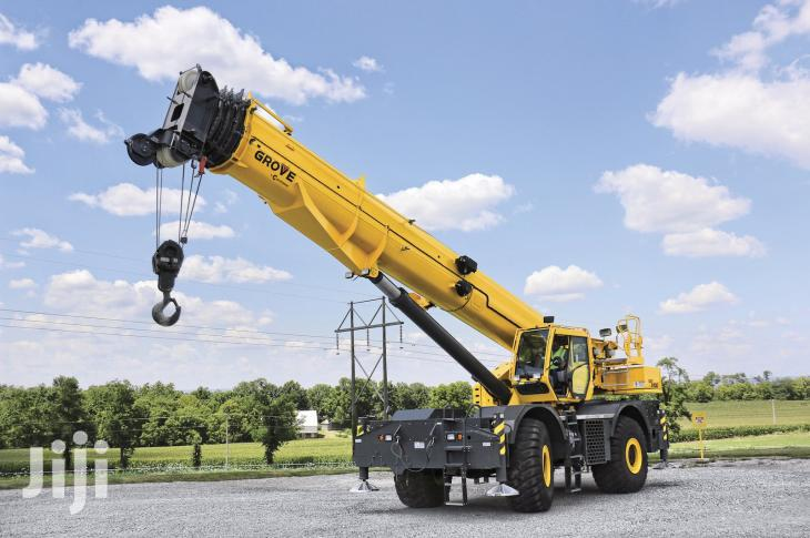 Archive: Crane For Hiring