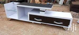 TV Stand Shelf With Glass and Drawers | Furniture for sale in Lagos State