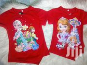 Round Neck T - Shirts for Girls   Children's Clothing for sale in Abuja (FCT) State, Gwarinpa