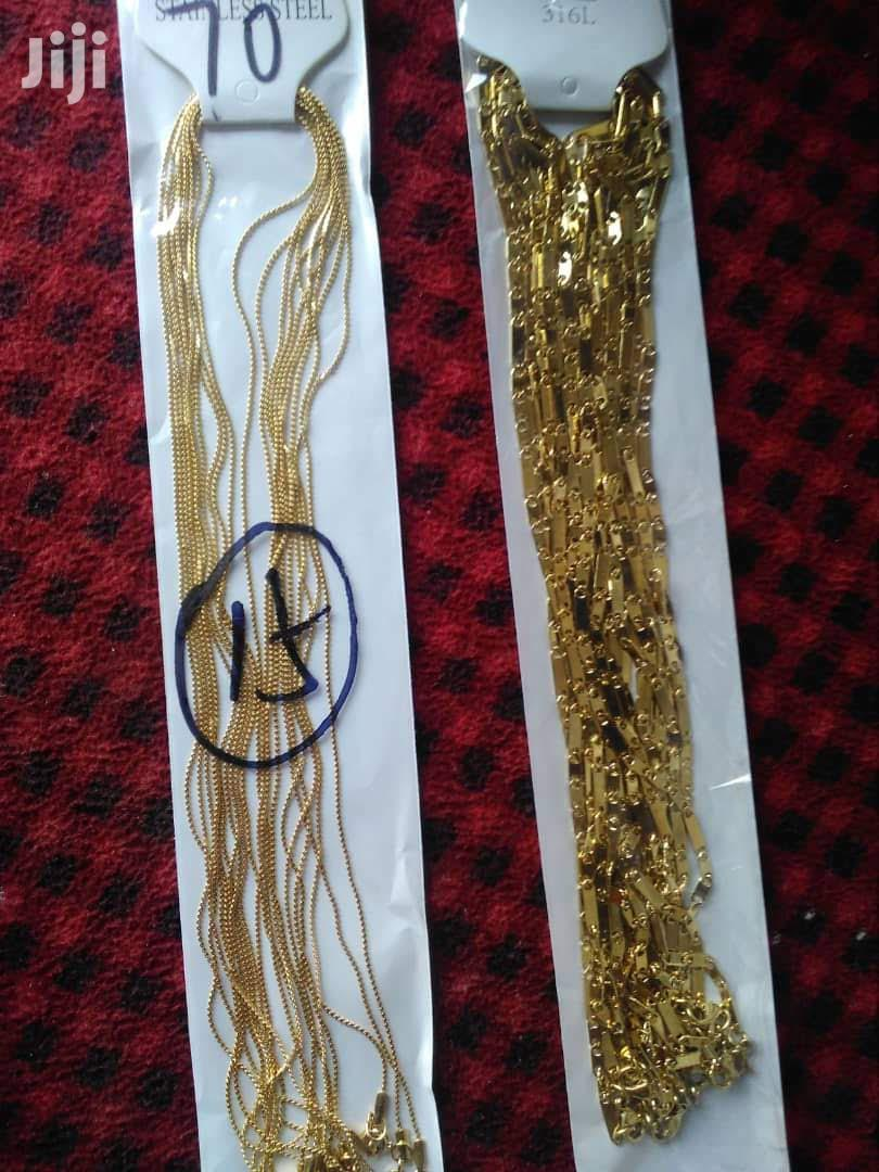 Unisex Chains | Jewelry for sale in Surulere, Lagos State, Nigeria