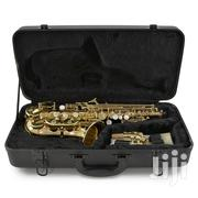 Premier Deluxe Professional Alto Saxophone – Gold   Musical Instruments & Gear for sale in Lagos State, Surulere