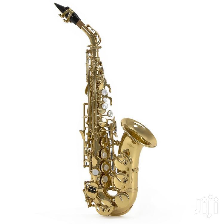 Archive: Premier Deluxe Professional Alto Saxophone – Gold
