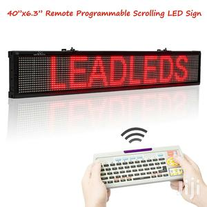 3D Neon Signage And Digital LED Signs   Building & Trades Services for sale in Abuja (FCT) State, Jahi