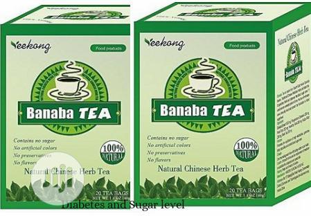 Archive: Yeekong Banaba Tea (Natural Chinese Herb Tea)