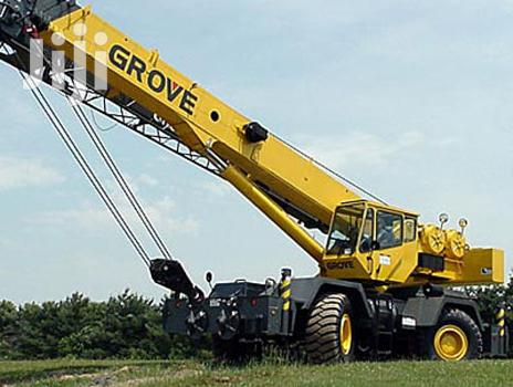 Archive: Crane For Hiring, 100ton, 90ton, 80ton, 70ton, 60ton