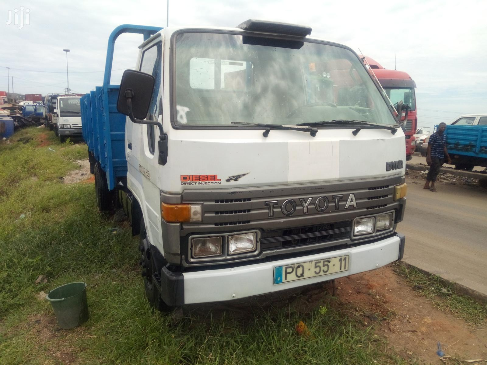 Toyota Dyna 2006 White | Trucks & Trailers for sale in Apapa, Lagos State, Nigeria