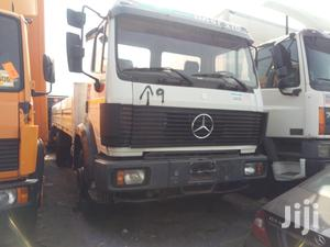Mercedes-Benz 1820 2007 White | Trucks & Trailers for sale in Lagos State, Apapa